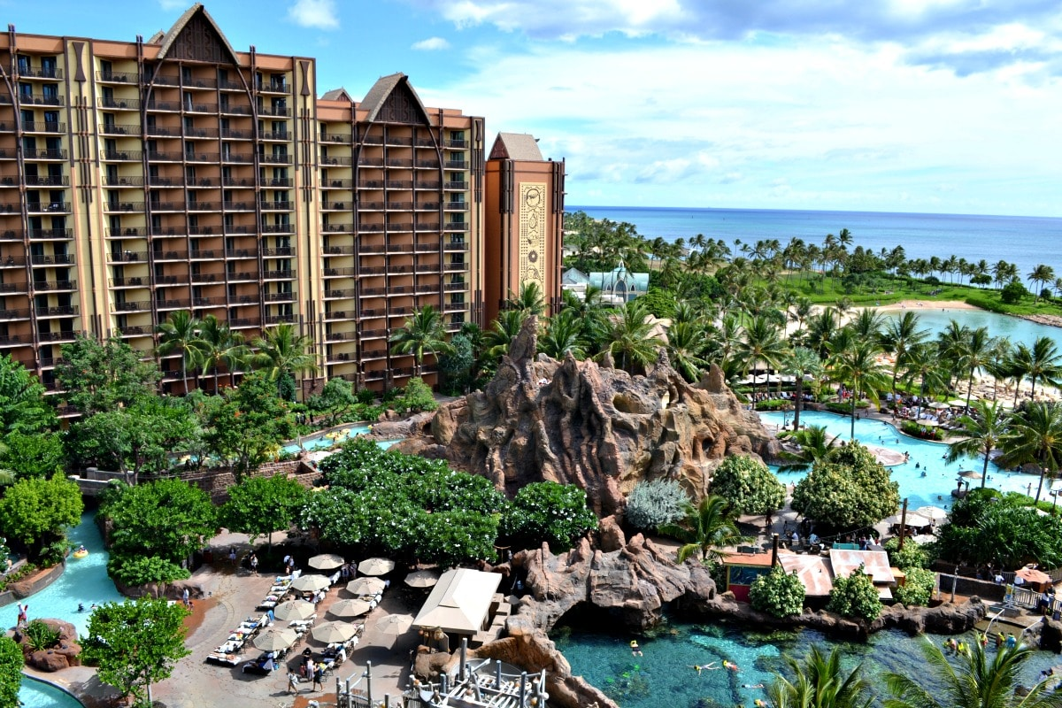 Aulani-Resort